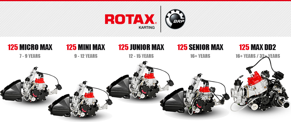 Rotax Engines 2017: Precision Karting Technologies Store